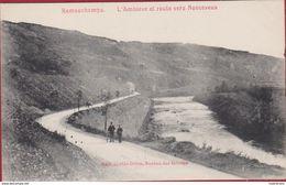 Remouchamps L'Amblève Et Route Vers Nonceveux Edit. Cortin Dreze Bureau Des Grottes Aywaille Liege (En Très Bon Etat) - Aywaille