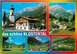 CPSM Das Schöne Klostertal      L2413 - Klösterle