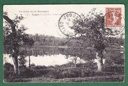 JUGON-LES-LACS 22 - Une Vue De L'Etang - Jugon-les-Lacs