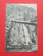 Kreith, Mutters - 1906 - Österreich --- B. Innsbruck , Stubaitalbahn, Viaduct Bei Kreit , Austria Autriche --- 121 - Mutters