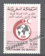 Maroc - Morocco 1988 Yvert 1051, 125th Anniv Of The Red Cross And Red Crescent - MNH - Maroc (1956-...)
