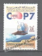 Maroc - Morocco 2001 Yvert 1293, Conference On Climate Change - MNH - Marruecos (1956-...)