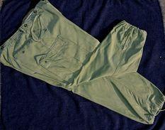 PANTALON PARACHUTISTE - ARMEE AIR - U.S.A. - ANNEES 1950-60 -  GRANDE TAILLE + ETAT NEUF - Uniforms