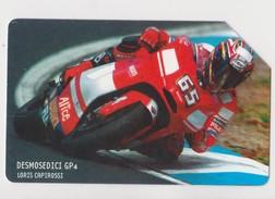 SPORT MOTOCICLISMO LORIS CAPIROSSI DESMOSEDICI GP 4 - Italia