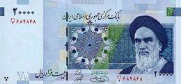 Iran  20000  Rials ND 2017 UNC - Iran