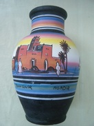 Vase Maroc - Souvenir Agadir - Ceramics & Pottery