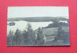 Nastola - Ca. 1930 ? - Finland --- Near Lahti , Suomi Finlande Finnland --- 65 - Finlande