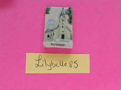 Feve PERSO Ancienne En Porcelaine - EGLISE - PUTANGES - Serie LES EGLISES DE PUTANGES 2000 ( Feves ) - Regiones