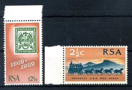 1969 RSA SERIE COMPLETA MNH ** - Afrique Du Sud (1961-...)