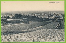 Panorama De RUEIL - Rueil Malmaison