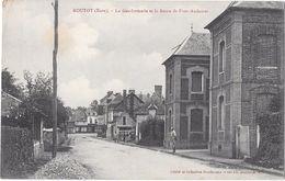 ROUTOT - La Gendarmerie Et La Route De Pont Audemer - Routot