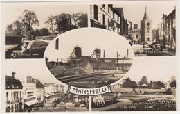 Mansfileld. Multivues - Angleterre
