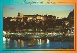 Monaco        H164       Monaco.Le Port.Le Palais - Harbor