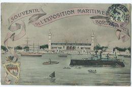 Bordeaux Exposition Maritimes 1907 - Bordeaux