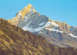 Népal        H11        Machhapuchhre Mountain.......... - Népal