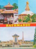 Népal        H16        KATHMANDU ( 3 Vues ) - Népal
