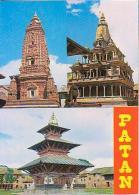 Népal        H15        PATAN ( 2 Vues ) - Népal