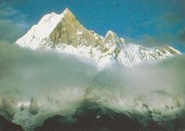 Népal        H17        Machhapuchhre - Népal
