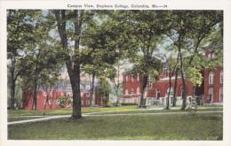 Missouri Columbia Campus View Stephens College