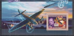 I56. Guinea - MNH - Transport - Airplanes - Avions