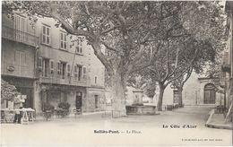 Solliès-Pont - La Place - Sollies Pont