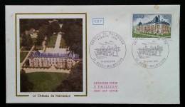 FDC 1976 - YT N°1873 - CHATEAU DE MALMAISON - REUIL MALMAISON - 1970-1979