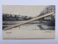 STAVELOT «LES ÉTANGS «Panorama ( 1900) NELS Série 20 / Nº 9 - Stavelot