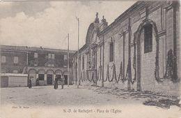 CPA  Dept 30 ROCHEFORT DU GARD Notre Dame De Rochefort - Rochefort-du-Gard