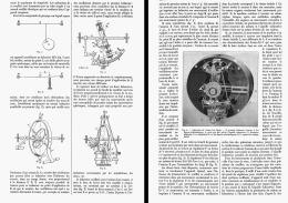 INDICATEUR DE VITESSE ( LUC DENIS )    1906 - Sciences & Technique
