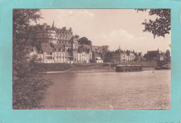 Old Postcard Of Amboise, Centre-Val De Loire, France,V28. - Amboise