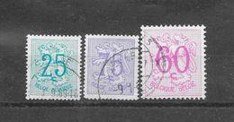 België 1966 Y&T Nr° 1368/70 (0) - Belgique