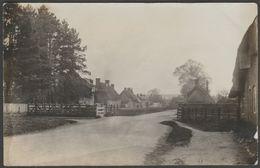 Downton, Near Salisbury, Wiltshire, 1905 - RP Postcard - England