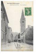 BARCELONNETTE  (cpa 04)  Tour Cardinalis -   - L 1 - Barcelonnette