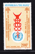 MADAGASCAR AERIENS  N°   104 ** MNH Neuf Sans Charnière, TB (D1767) - Madagascar (1960-...)