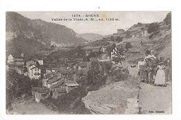 ROURE  (cpa 06)  Vallée De La Tinée -   - L 1 - France