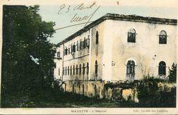 MAYOTTE - Mayotte