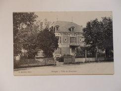 Bologne, Villa Du Directeur. - Frankrijk