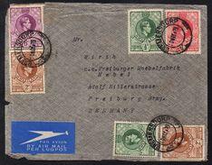 SWAZILAND - BREMERSDORP / 1939 LETTRE AVION POUR L' ALLEMAGNE  (ref 7695) - Swaziland (...-1967)
