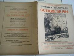 89-Histoire Illustrée Guerre 1914 - Sedan Mézières Flize Etain Brieuilles Metz Montmédy Dun Stenay Mouzon Carignan - Revues & Journaux