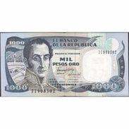 TWN - COLOMBIA 432b - 1000 1.000 Pesos Oro 1.1.1990 UNC - Colombia