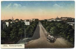 XLAT.3.  LIBAU - 1919 - Lettonia