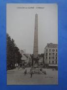 71-CHALON SUR SAONE L'obélisque , Animée - Monuments
