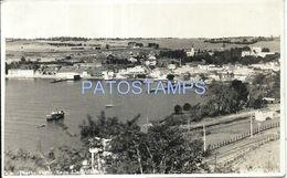80737 CHILE PUERTO DE VARAS LLANQUIHUE VISTA DEL LAGO AÑO 1944 POSTAL POSTCARD - Chile
