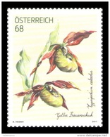 Austria 2017 Mih. 3328 Flora. Flowers. Lady's-slipper Orchid MNH ** - 1945-.... 2ª República