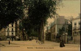 35 - RENNES - Bd De La Liberté - Rennes