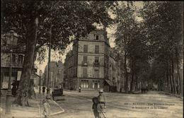 35 - RENNES - Rue Poullain-duparc - Bd De La Liberté - Rennes
