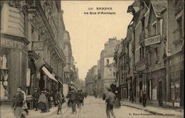 35 - RENNES - Rue D'Antrain - Imprimerie - Rennes
