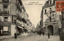 35 - RENNES - Rue D'Antrain - - Rennes