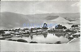 80750 PERU HUACACHINA ICA VISTA GENERAL POSTAL POSTCARD - Peru