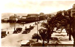 BEYROUTH BEIRUT- Avenue Des Francais - Libanon